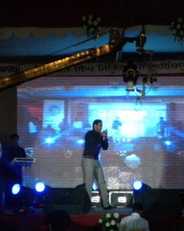 Harbhajan Maan Live At ISHMEET SINGH Foundation