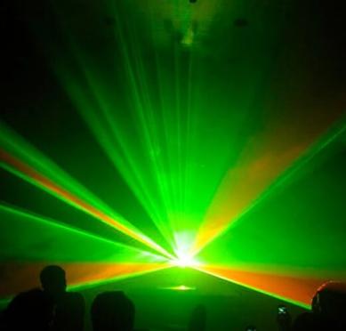 Laser Girl